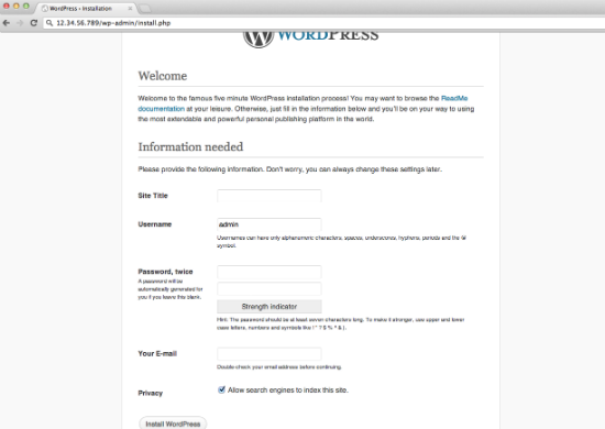wordpress roshdacademy.ir
